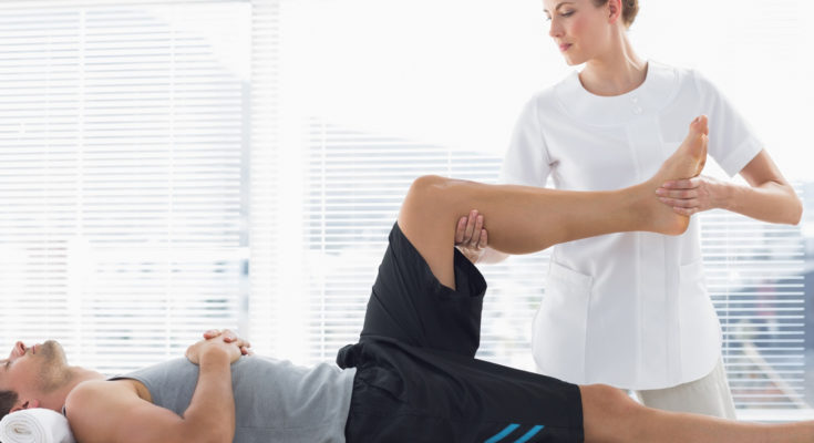 Physical Therapist Can Help Stroke Patients Get The Best Recovery